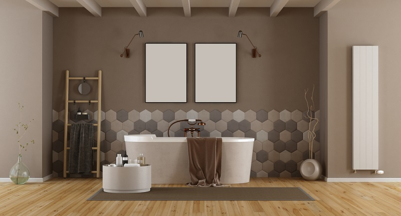 Decorating the bathroom: 8 great tips