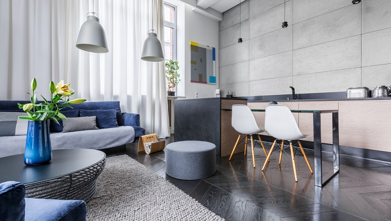 Industrial design: old and new trends for the living room