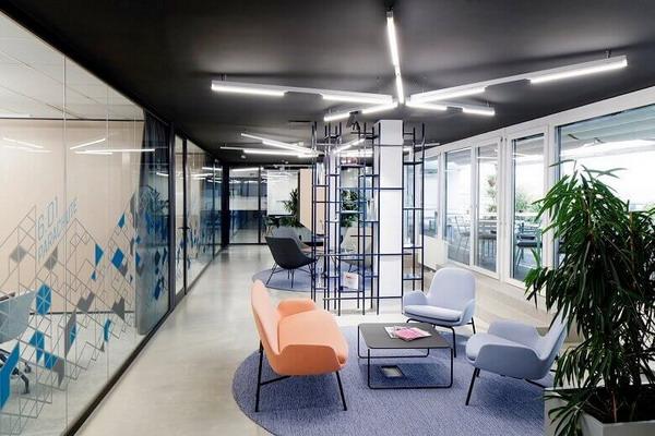 interior office design project