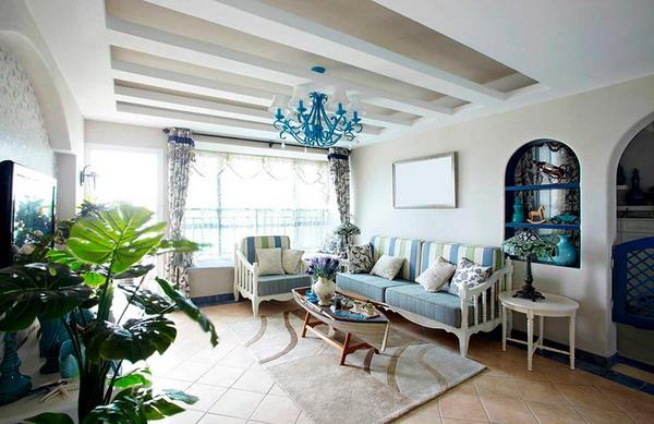 Applying Mediterranean Style To Interior Design