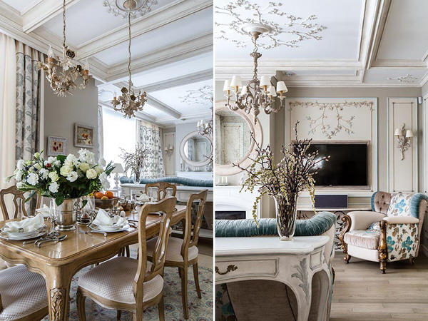 French Style Interior Design