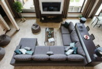 Living Room Interior In A Country House - Ideas And Options